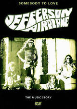 Jefferson Airplane: Some Body to Love - The Music Story New DVD