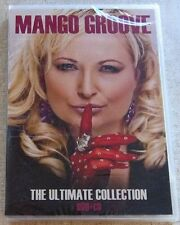 MANGO GROOVE Ultimate Collection  CD+DVD SOUTH AFRICA Cat# GMPDVD41089