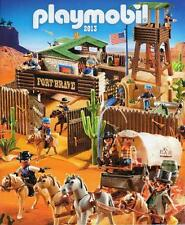 PLAYMOBIL 2013 catalogo
