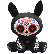 Skelanimals JACK RABBIT Day of the Dead  6 inch plush  sugar skull toy