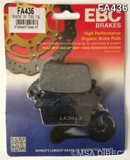 Honda CBR600RR (2007 to 2016) EBC Kevlar REAR Brake Pads (FA436) (1 Set)