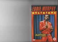 EDDIE MURPHY DELIRIOUS DVD STAND UP COMEDY