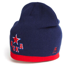HC CSKA Moscow KHL beanie hat. Russian hockey. officially licensed