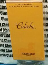 CALECHE BY HERMES FOR WOMEN -1.6 OZ/50 ML EAU {SOIE} DE PARFUM SPRAY IN BOX-RARE