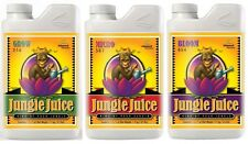 JUNGLE JUICE GROW, BLOOM, MICRO  30ml sample pack ADVANCED NUTRIENTS