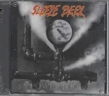 "SLEEZE BEEZ  ""Powertool""  NEW SEALED ROCK CD   (1993)     OOP"