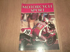 MOTORCYCLE SPORT MAGAZINE MAY 1988 ~ EXCELLENT CONDITION - KEITH HUEWEN YAMAHA