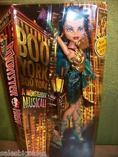 Monster High Boo York Boo York Gala Ghoulfriends Nefera de Nile Doll New