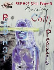 Red Hot Chili Peppers By the Way Sheet Music Transcribed Score NEW 000672515