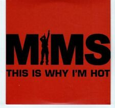 (EA281) Mims, This Is Why I'm Hot - 2007 DJ CD