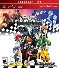 Kingdom Hearts HD 1.5 Remix (Greatest Hits) - PS3 Brand New Factory Sealed