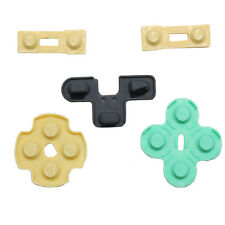 10 x Conductive Rubber Contact Pad Button D-Pad for Sony PS2 Controller