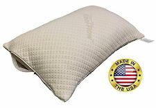 Zipper Removable Pillow Cover by Snuggle-Pedic - Kool-Flow Luxurious Bamboo -