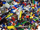 LEGO 500+ Clean Lego Pieces With 3 Minifigure FROM HUGE LOT Washed and Sanitized