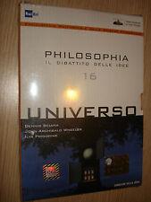 DVD N° 16 PHILOSOPHIA IL DIBATTITO DELLE IDEE UNIVERSO SCIAMA WHEELER PRIGOGINE