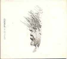 Coldplay In My Place UK & Europe CD Single