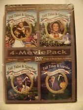 Tall Tales & Legends-Ponce de Leon/Darlin' Clementine/John Henry & More NEW! DVD