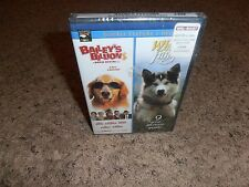 BAILEY'S BILLION WHITE FANG DOUBLE FEATURE dvd BRAND NEW FACTORY SEALED movie