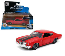 JADA 97380 THE FAST AND FURIOUS DOM'S CHEVY CHEVELLE SS 1:32 DIECAST CAR RED