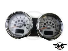 BMW MINI One / Cooper / S Dual Rev Counter / Speedo Chrome R50 R52 R53