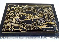 easton press DIVINE COMEDY Dante Alighieri illustr. Gustave Dore