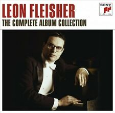 Leon Fleisher-Complete Album Collection, New Music