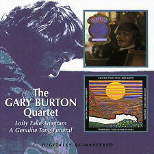Lofty Fake Anagram/A Genuine Tong Funeral by Gary Burton *New CD*
