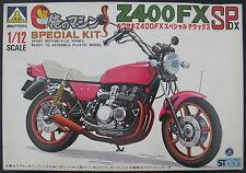 AOSHIMA 66-916-800 - Z400 FX SP DX - 1:12 - Motorrad Modellbausatz - Model Kit