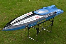 G30c in fibra di vetro prerivestito monochiglia GAS RC Da Corsa Velocità Barca KIT Bare SOLO SCAFO