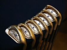 PING ISI COPPER IRON SET 4-PW *BLUE DOT* REFINISHED.. AWESOME