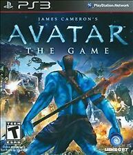 AVATAR: THE GAME --- PLAYSTATION 3 PS3 w/ Original Box