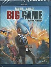 Big game. Caccia al Presidente (2015) Blu Ray