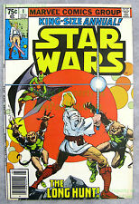 Star Wars King-Size Annual #1 1979 Marvel NEWSSTAND Variant Chris Claremont