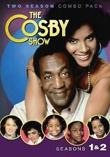 The Cosby Show: First Second Seasons 1 & 2 One Two (DVD, 2014, 4-Disc Set) - NEW