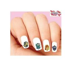 Waterslide Nail Decals Set of 20 - Harry Potter Crests Assorted
