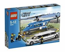 LEGO® City - Hubschrauber mit Limousine 3222 Helicopter and Limousine NEU & OVP
