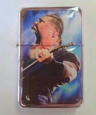 """James Hetfield Metallica"" -Accendino Tristar-Tristar Lighter-Encendedor Tristar"