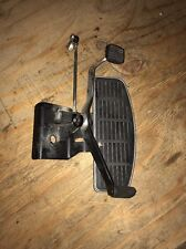 1998 Suzuki Intruder VL 1500 Driver Front Left Foot Board & Gear Shift Lever