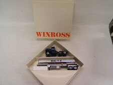 Winross Betz Ford 9000 Tractor w Silver Tanker Trevose, PA VGC in box 1989