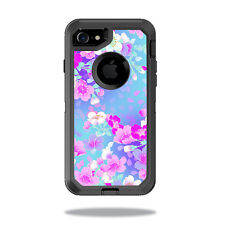 Skin Decal Wrap for OtterBox Defender iPhone 7 Case In Bloom
