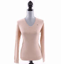 Tommy Hilfiger Women Ivy Pullover Long Sleeve V-Neck Sweater - Free $0 Shipping