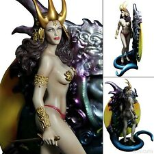 FFG Fantasy Figure Gallery Boris Vallejo Dragon Maiden 1/6 resin Figure Yamato
