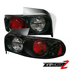 JDM Black Altezza Tail Light 93-01 Subaru Impreza LX/L/RS/BRIGHTON COUPE/SEDAN