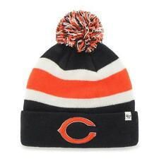 NFL Wollmütze/Wintermütze CHICAGO BEARS Breakaway cuffed knit hat Pommel