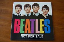 "The Beatles ""Not For Sale"" Vinyl LP Record Bootleg Demos, TV Special and Remixes"