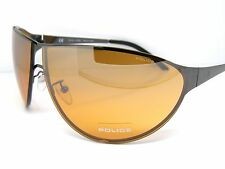 Police Stunning Cool Sunglasses S2939 K59A Yellow Fashion Accessory New