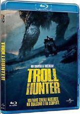 Blu Ray TROLL HUNTER - (2010) ***Contenuti Speciali*** ......NUOVO