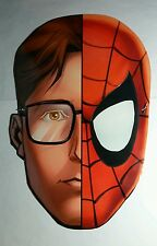 THE AMAZING SPIDER-MAN SPIDERMAN PETER PARKER MARVEL SDCC COMIC CON FACE MASK