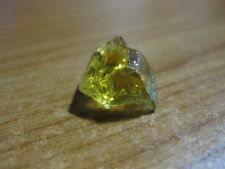 7.76ct Rare Canary Yellow Tourmaline - Flawless Facet Gem Rough