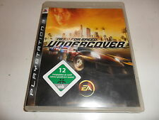 PlayStation 3  PS 3  Need for Speed: Undercover